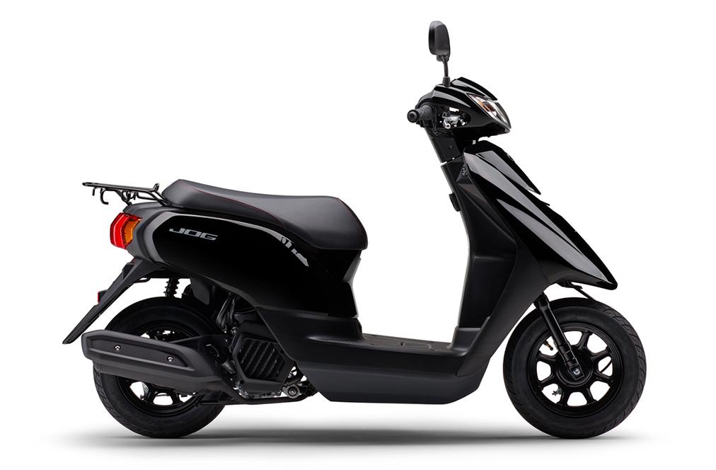 画像11: ヤマハが「ジョグ」「ジョグ デラックス」の2021年モデルを発表! 新色は3月3日に発売