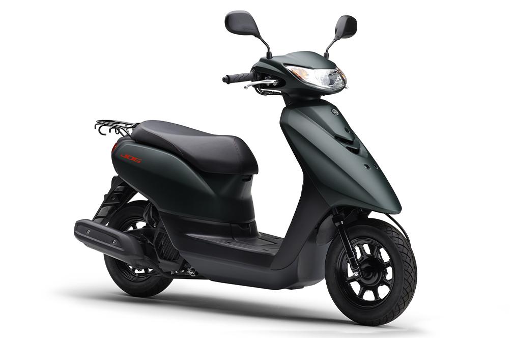 画像31: ヤマハが「ジョグ」「ジョグ デラックス」の2021年モデルを発表! 新色は3月3日に発売
