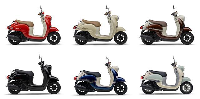 画像28: ヤマハが50ccスクーター「ビーノ」の2021年モデルを発表! ニューカラーは4色、合計6色の設定で発売