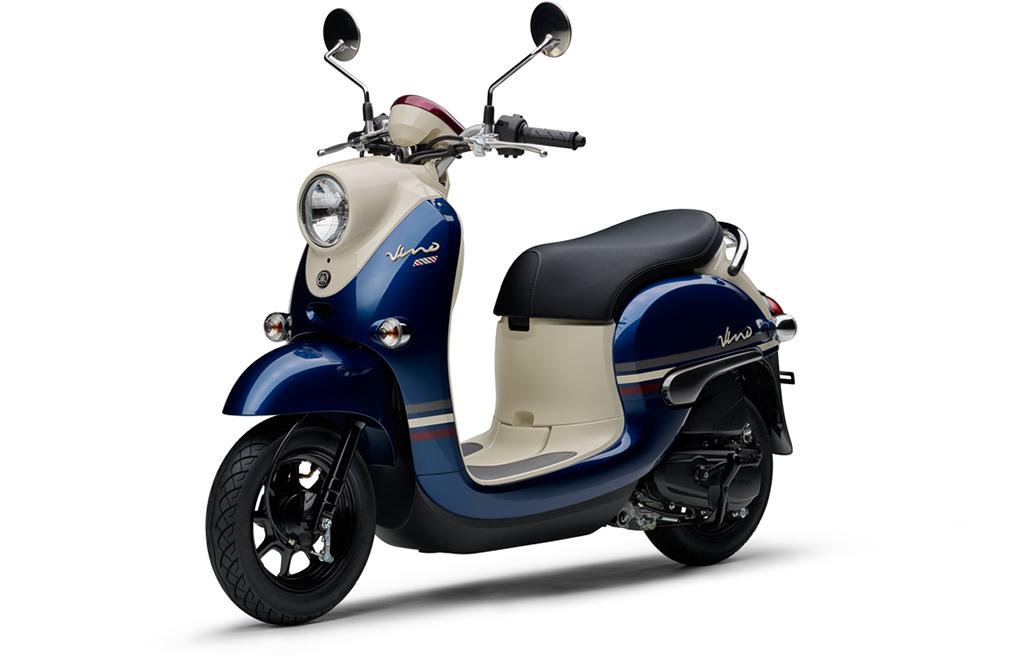 画像23: ヤマハが50ccスクーター「ビーノ」の2021年モデルを発表! ニューカラーは4色、合計6色の設定で発売