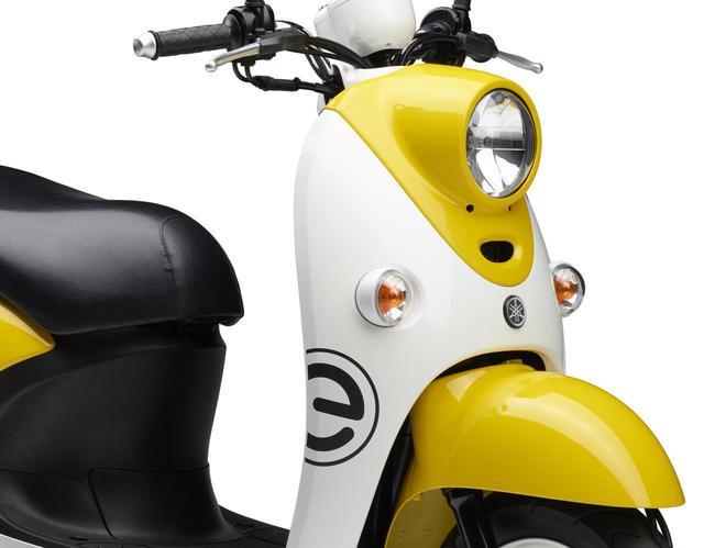 画像: 電動スクーター「E-Vino」(イービーノ)2021年モデル情報- webオートバイ