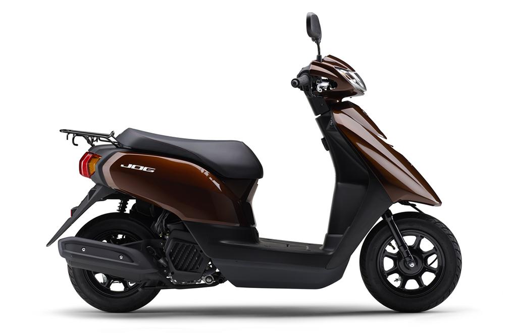 画像7: ヤマハが「ジョグ」「ジョグ デラックス」の2021年モデルを発表! 新色は3月3日に発売