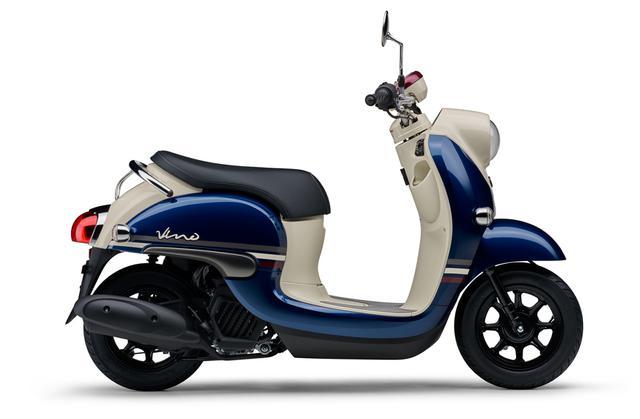 画像20: ヤマハが50ccスクーター「ビーノ」の2021年モデルを発表! ニューカラーは4色、合計6色の設定で発売