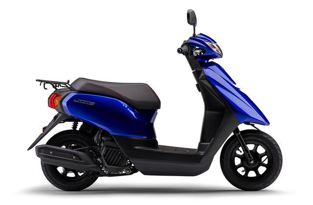 画像28: ヤマハが「ジョグ」「ジョグ デラックス」の2021年モデルを発表! 新色は3月3日に発売