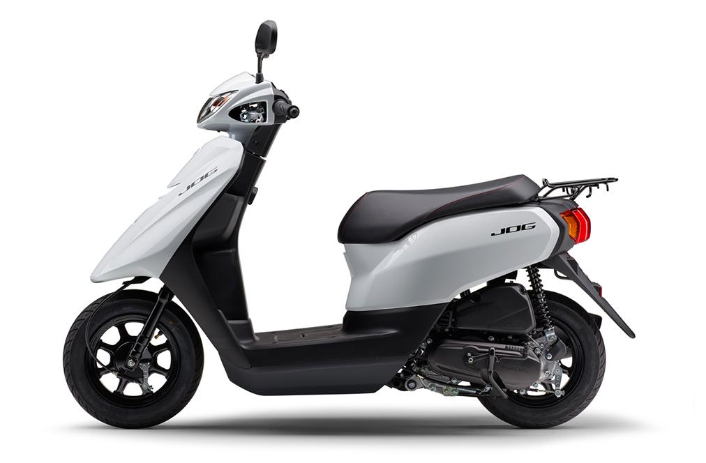 画像20: ヤマハが「ジョグ」「ジョグ デラックス」の2021年モデルを発表! 新色は3月3日に発売