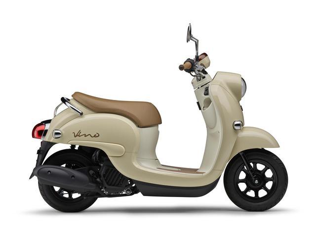 画像8: ヤマハが50ccスクーター「ビーノ」の2021年モデルを発表! ニューカラーは4色、合計6色の設定で発売