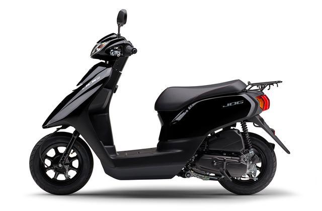 画像12: ヤマハが「ジョグ」「ジョグ デラックス」の2021年モデルを発表! 新色は3月3日に発売