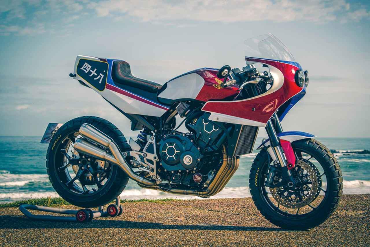 画像1: 「CB1000R」カスタムモデル紹介 - webオートバイ