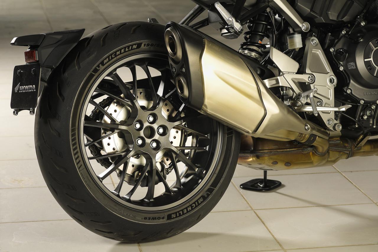 Images : 5番目の画像 - 【写真22枚】ホンダ新型CB1000R - webオートバイ