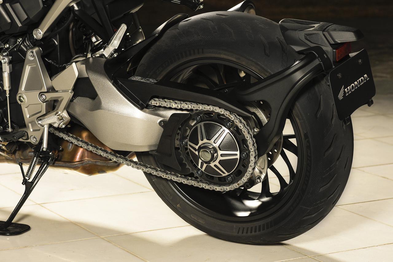 Images : 13番目の画像 - 【写真22枚】ホンダ新型CB1000R - webオートバイ
