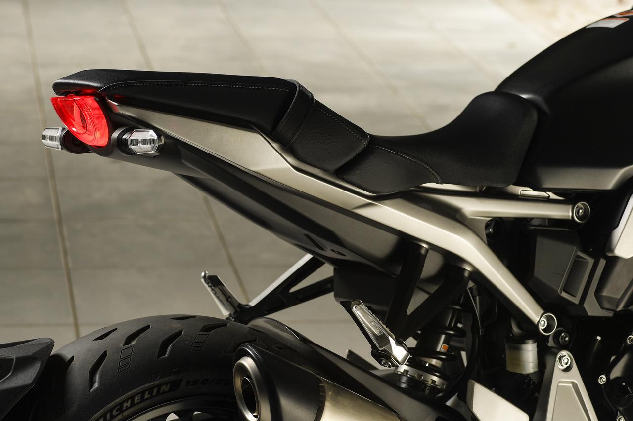Images : 7番目の画像 - 【写真22枚】ホンダ新型CB1000R - webオートバイ