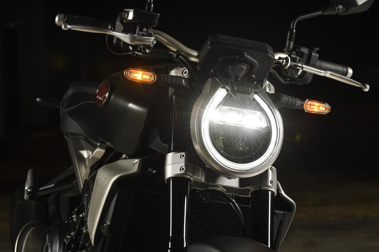 Images : 12番目の画像 - 【写真22枚】ホンダ新型CB1000R - webオートバイ