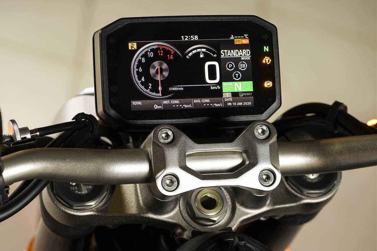 Images : 17番目の画像 - 【写真22枚】ホンダ新型CB1000R - webオートバイ