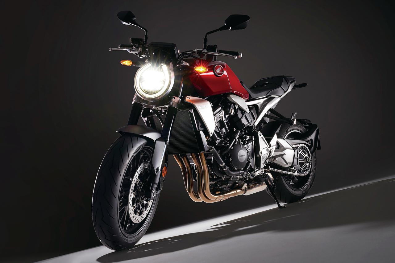 画像: 新型「CB1000R」欧州仕様車の情報 - webオートバイ