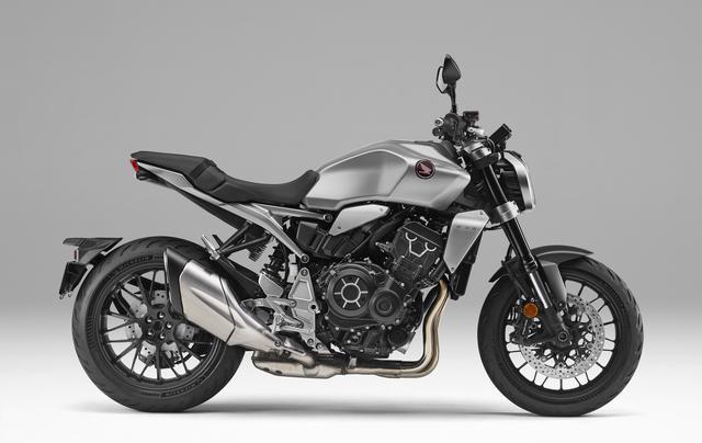 画像11: ホンダが新型「CB1000R」を発売! 初のモデルチェンジで各部のデザインを変更、スマホとのBluetooth接続も可能に【2021速報】