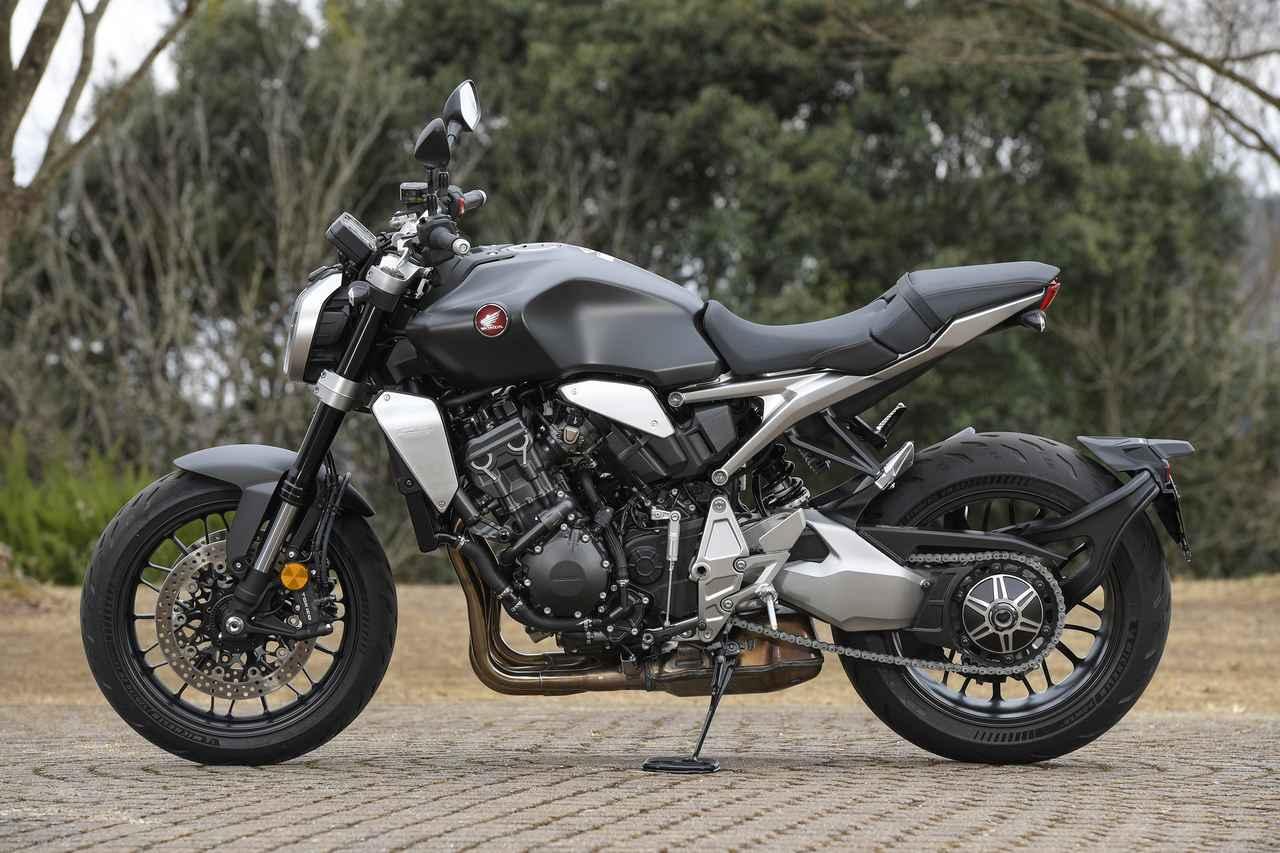 Images : 3番目の画像 - 【写真22枚】ホンダ新型CB1000R - webオートバイ