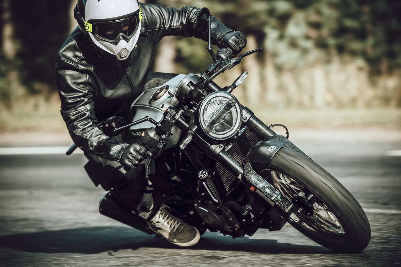 画像: 「スヴァルトピレン401」情報 - webオートバイ