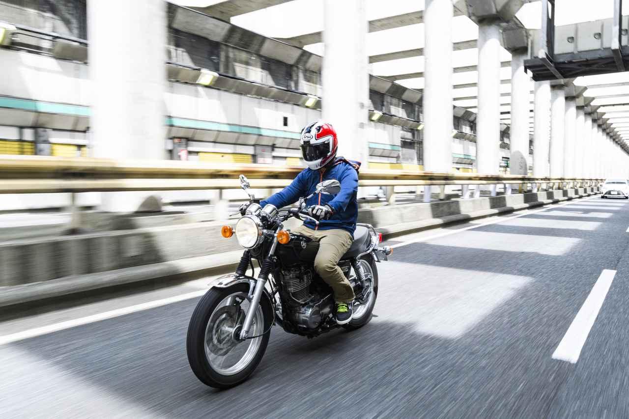 画像: 大きく分けてキャブレター期、インジェクション期には分かれますが、SRはSRです 速くもない、シャープなハンドリングでもない、快適でもない、スピードも出ないオートバイがこんなに長生きしました