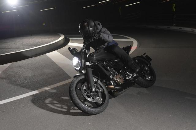 画像: 「スヴァルトピレン701」インプレ・解説(2019年) - webオートバイ
