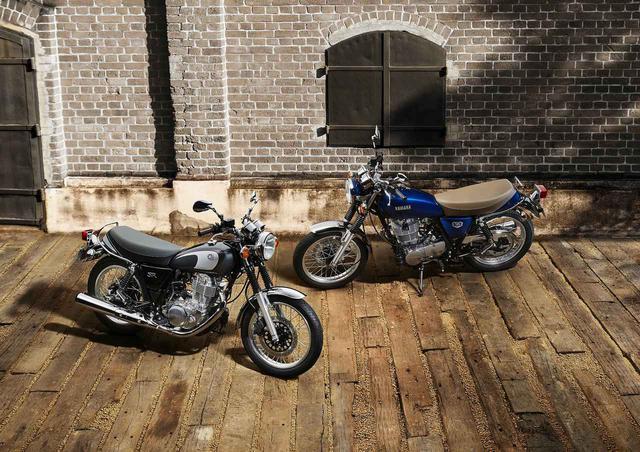 画像: SR400はどんな年齢層に人気? 最終型の予約状況は? - webオートバイ