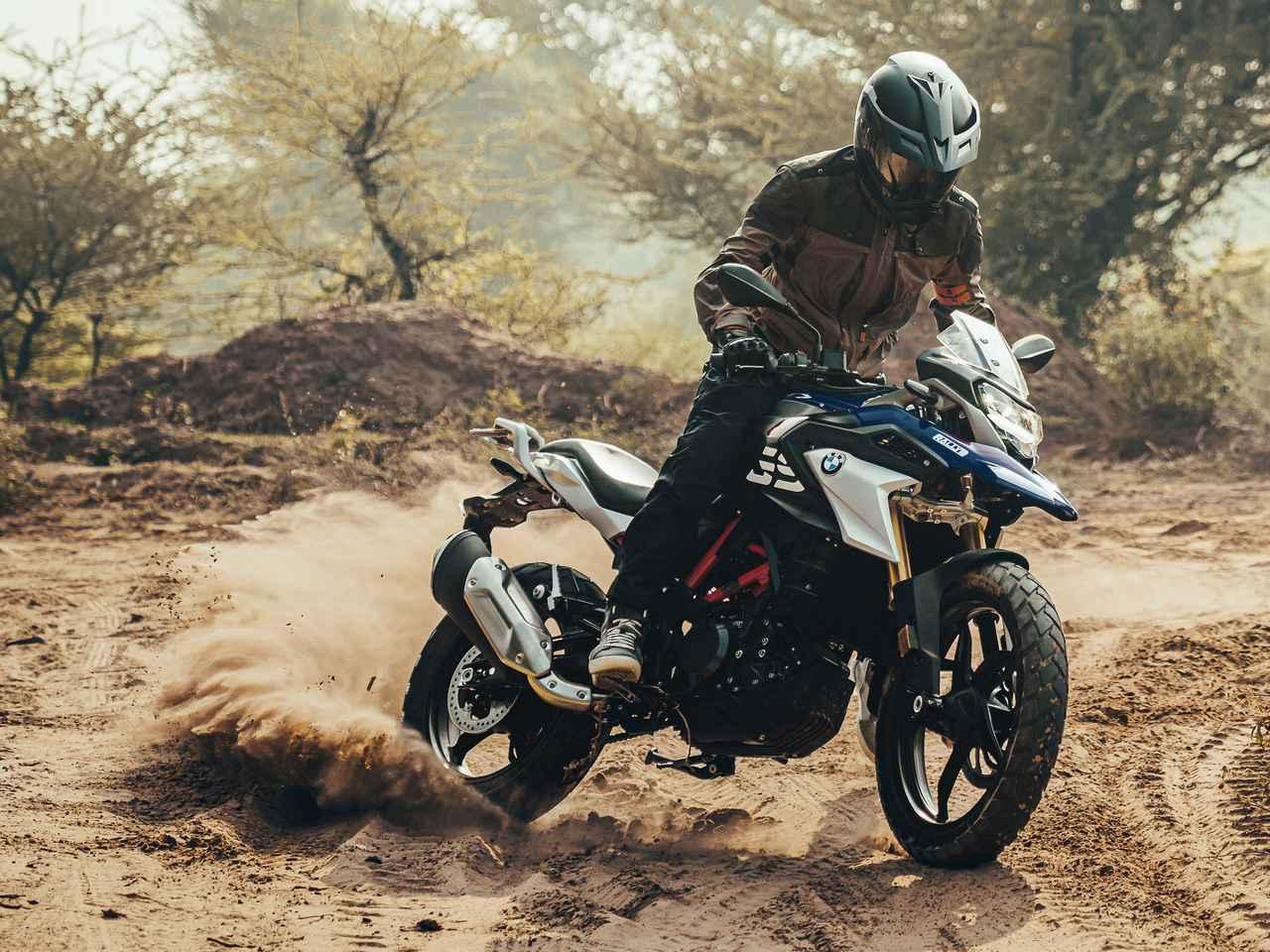 画像: BMW新型G310GS情報【2021速報】 - webオートバイ