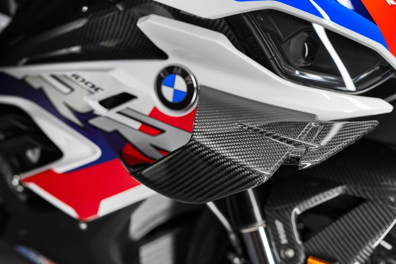 画像3: BMW「M1000RR」概要