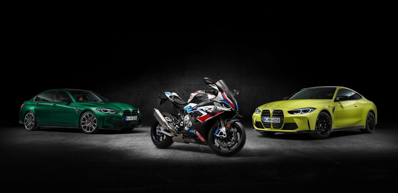 画像1: BMW「M1000RR」概要