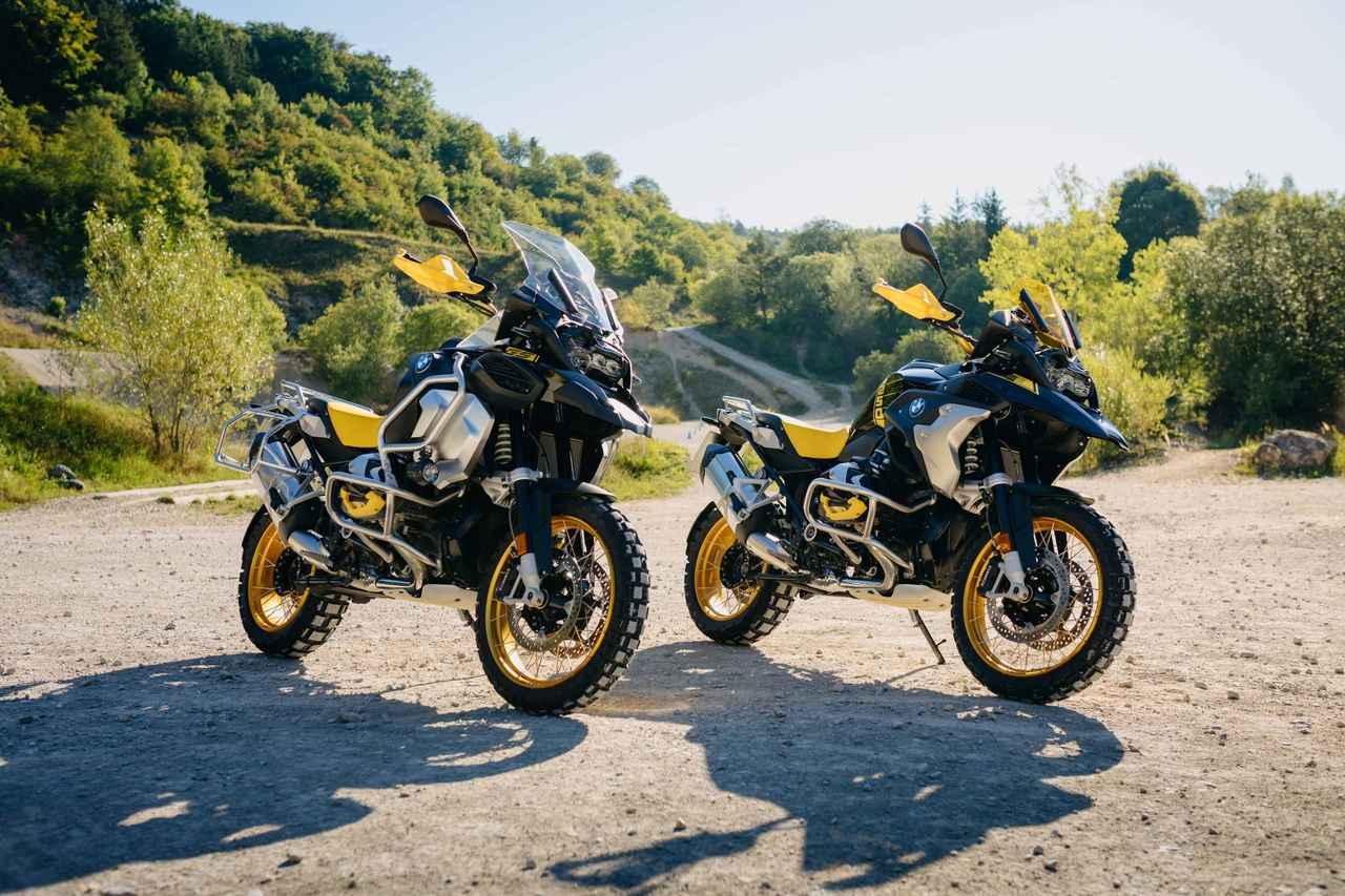 画像5: BMW「R1250GS」「R1250GS Adventure」2021年モデル概要