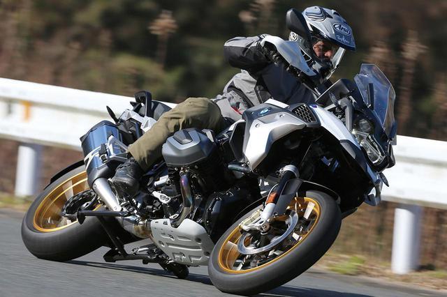 画像: BMW「R1250GS」インプレ・解説(2020年) - webオートバイ