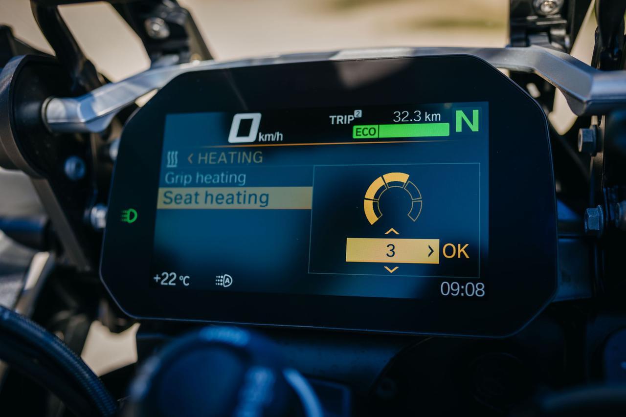 画像2: BMW「R1250GS」「R1250GS Adventure」2021年モデル概要