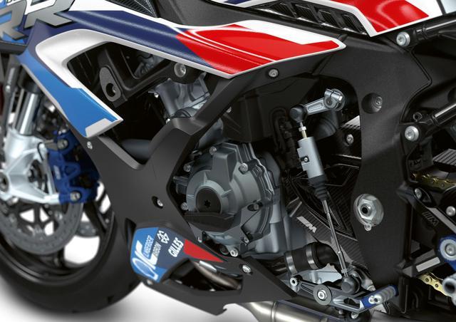 画像2: BMW「M1000RR」概要