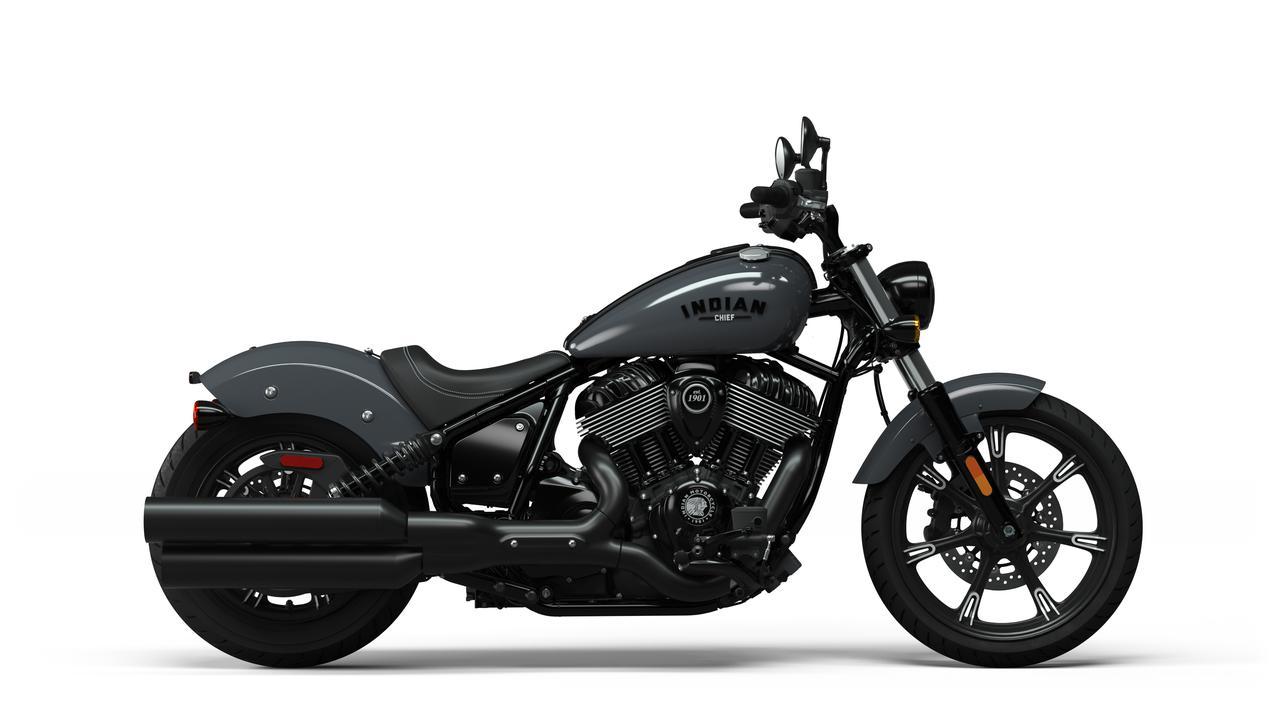 Images : 24番目の画像 - 【写真72枚】インディアン 新型チーフシリーズ - webオートバイ