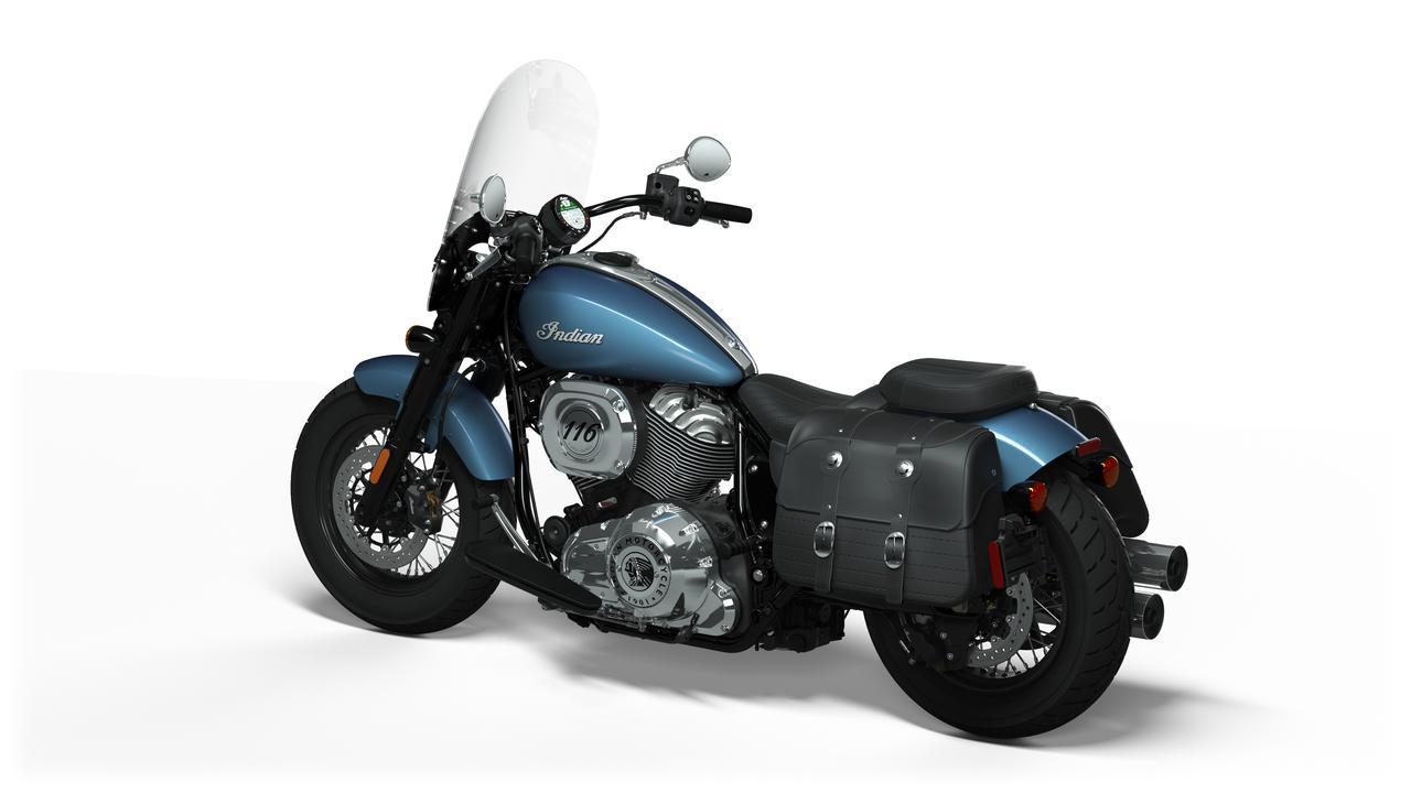 Images : 63番目の画像 - 【写真72枚】インディアン 新型チーフシリーズ - webオートバイ
