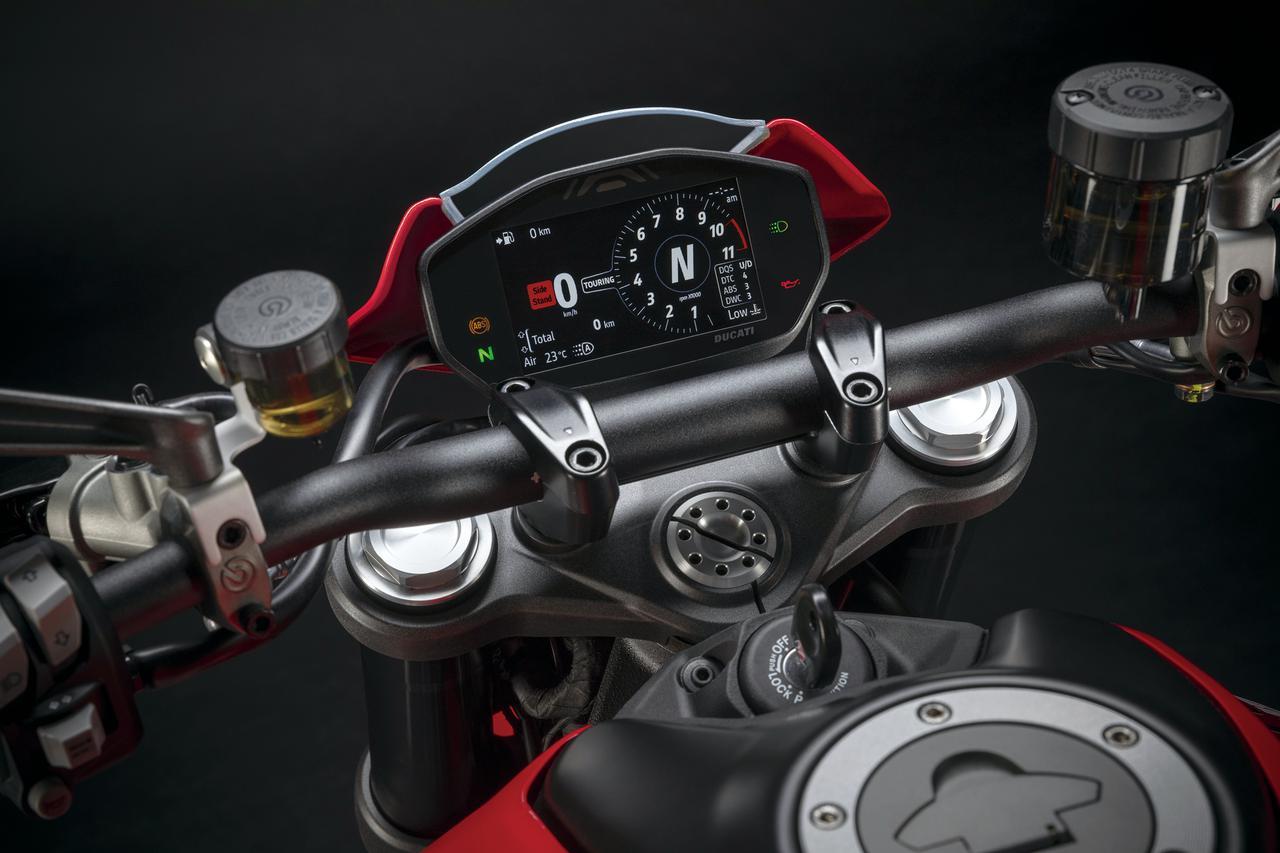 Images : 10番目の画像 - 【写真13枚】ドゥカティ新型モンスター/モンスター・プラス - webオートバイ