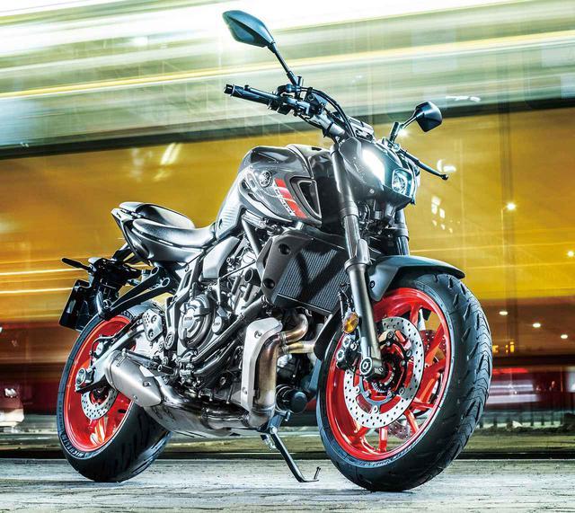 画像: ヤマハ新型「MT-07」を解説 - webオートバイ