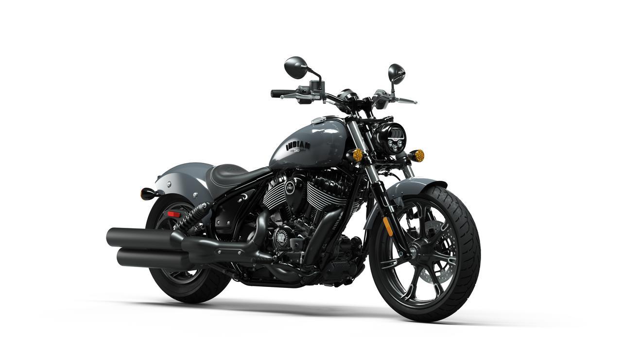 Images : 21番目の画像 - 【写真72枚】インディアン 新型チーフシリーズ - webオートバイ