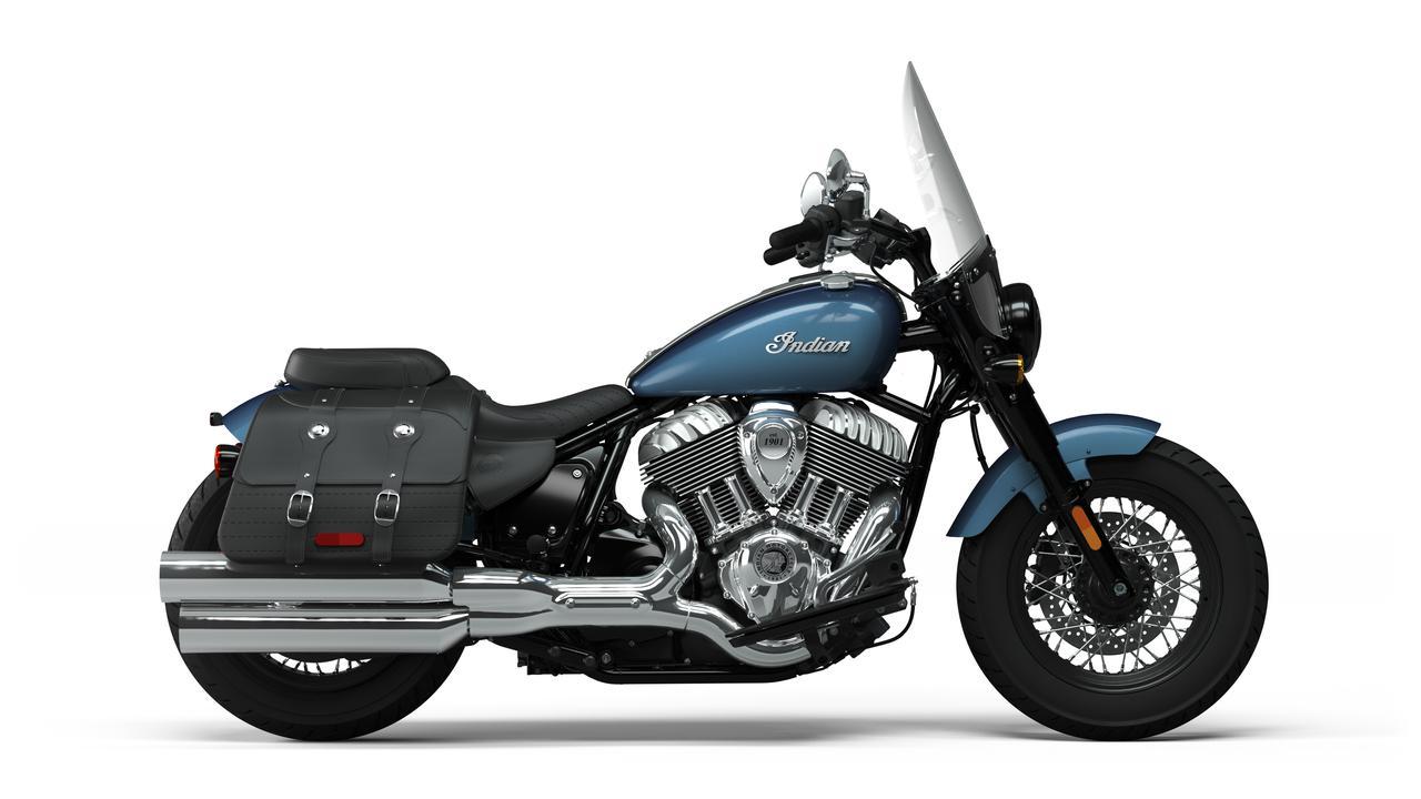 Images : 64番目の画像 - 【写真72枚】インディアン 新型チーフシリーズ - webオートバイ