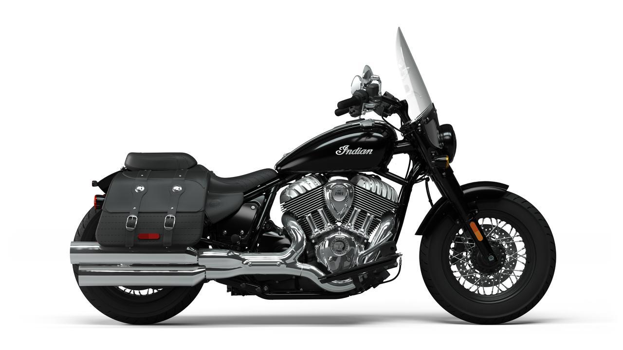 Images : 56番目の画像 - 【写真72枚】インディアン 新型チーフシリーズ - webオートバイ