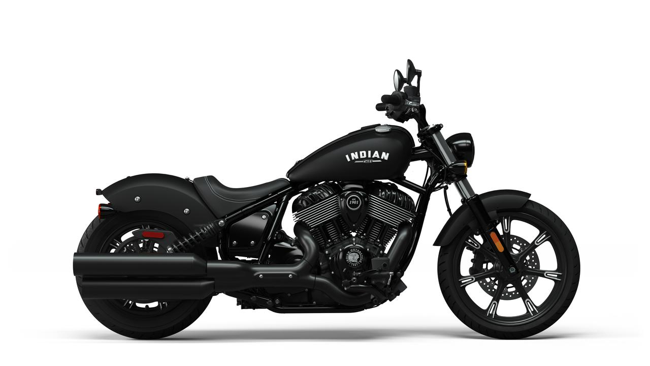 Images : 16番目の画像 - 【写真72枚】インディアン 新型チーフシリーズ - webオートバイ