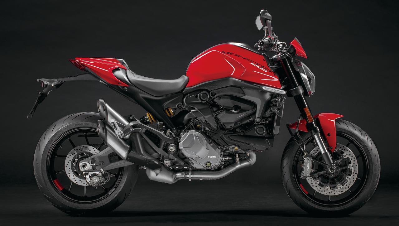 Images : 11番目の画像 - 【写真13枚】ドゥカティ新型モンスター/モンスター・プラス - webオートバイ