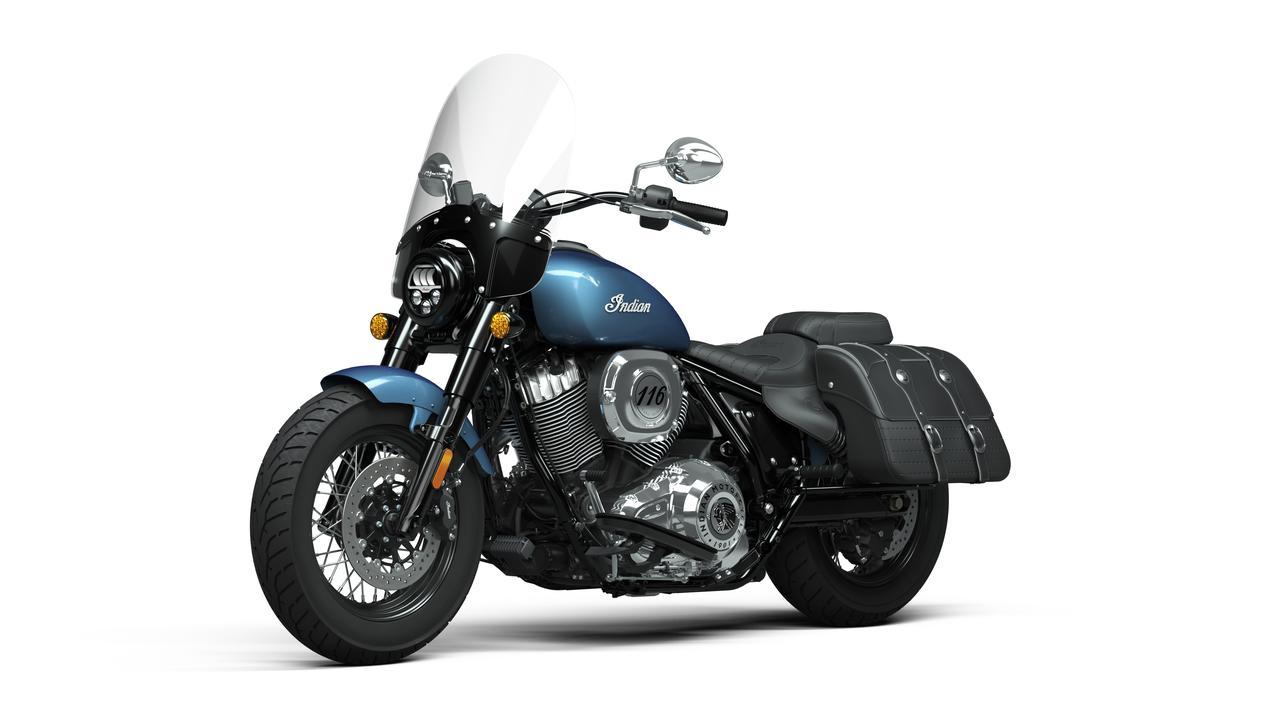 Images : 57番目の画像 - 【写真72枚】インディアン 新型チーフシリーズ - webオートバイ