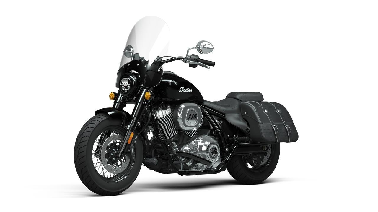 Images : 49番目の画像 - 【写真72枚】インディアン 新型チーフシリーズ - webオートバイ