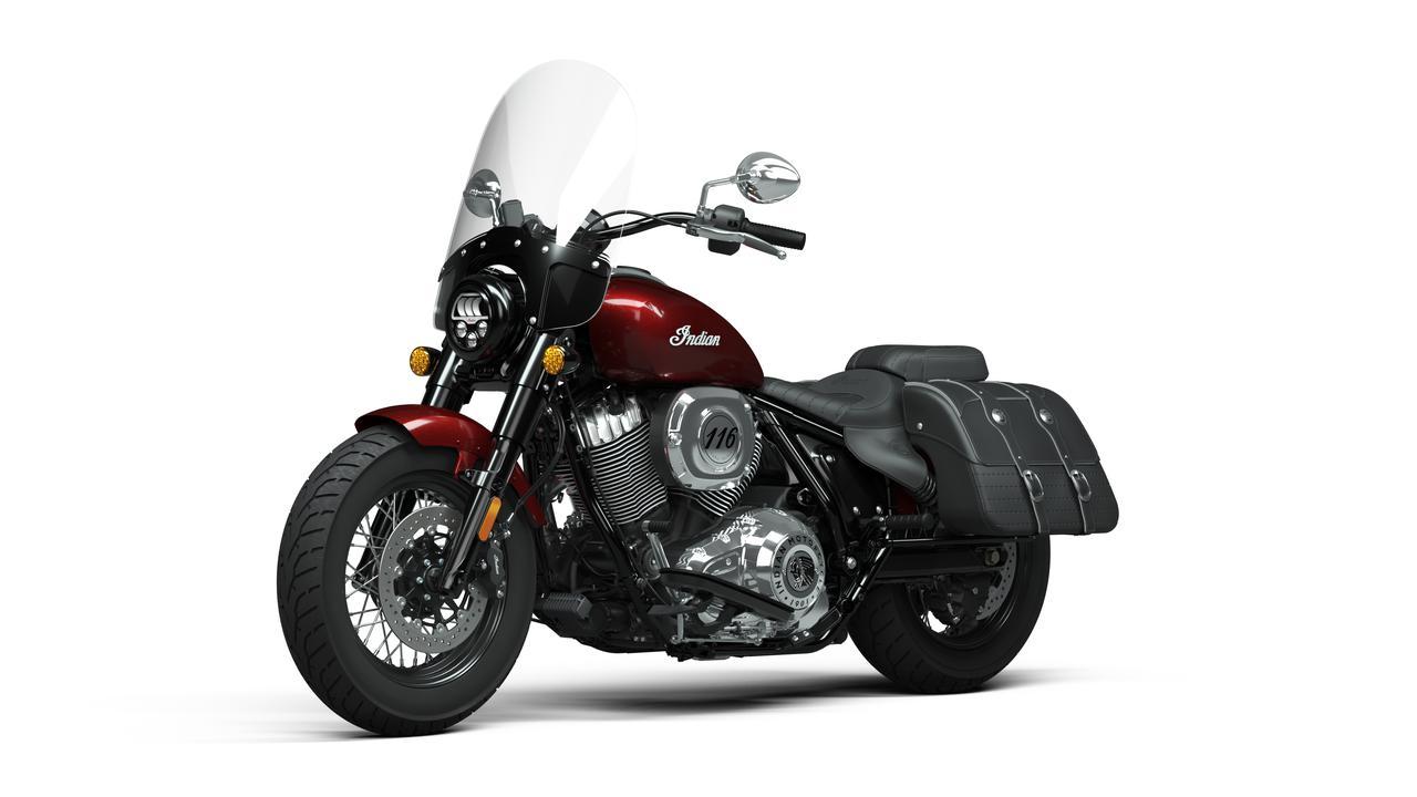 Images : 65番目の画像 - 【写真72枚】インディアン 新型チーフシリーズ - webオートバイ