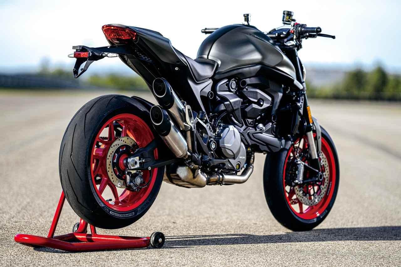 Images : 2番目の画像 - 【写真13枚】ドゥカティ新型モンスター/モンスター・プラス - webオートバイ