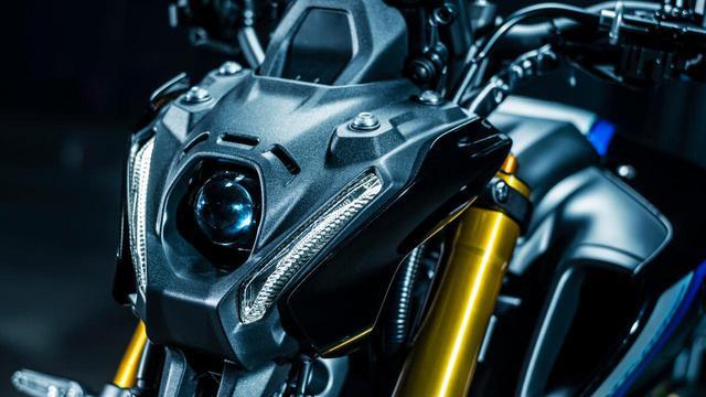 画像: ヤマハ新型「MT-09 SP」の各部紹介 - webオートバイ