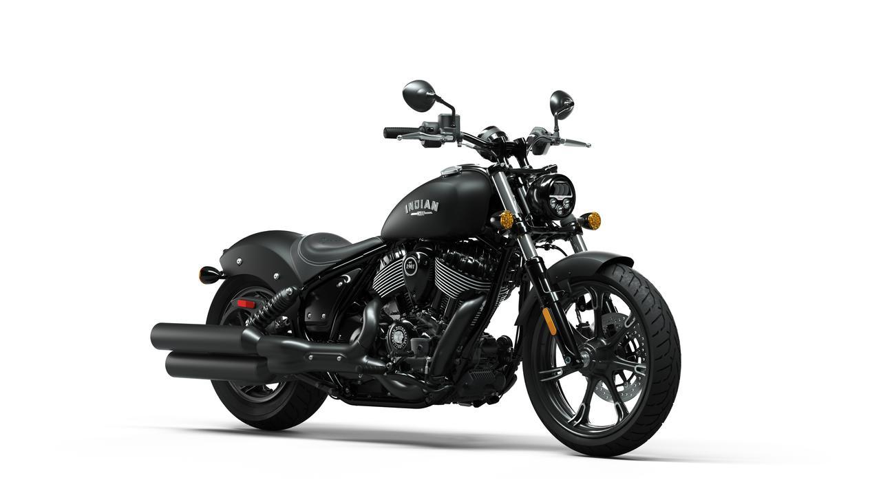 Images : 5番目の画像 - 【写真72枚】インディアン 新型チーフシリーズ - webオートバイ