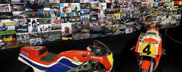 画像: あの頃のヒーローがよみがえる~JRPA50周年写真展に行ってきました~ - webオートバイ