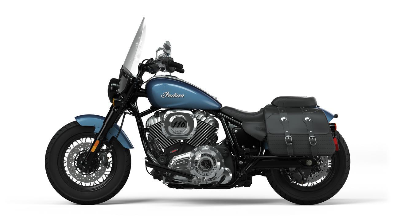 Images : 60番目の画像 - 【写真72枚】インディアン 新型チーフシリーズ - webオートバイ