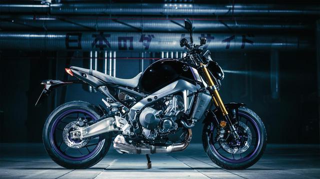 画像: ヤマハ新型「MT-09 SP」特徴