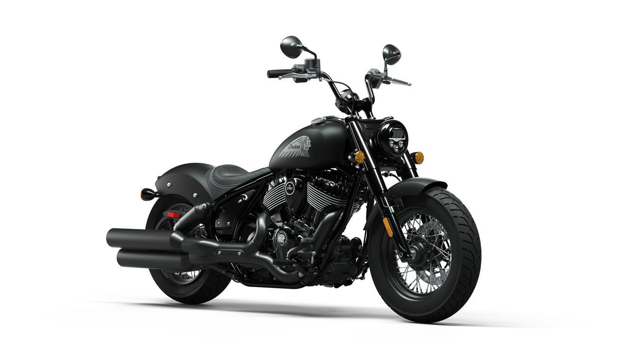 Images : 29番目の画像 - 【写真72枚】インディアン 新型チーフシリーズ - webオートバイ